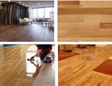 commercial wood floor sanding